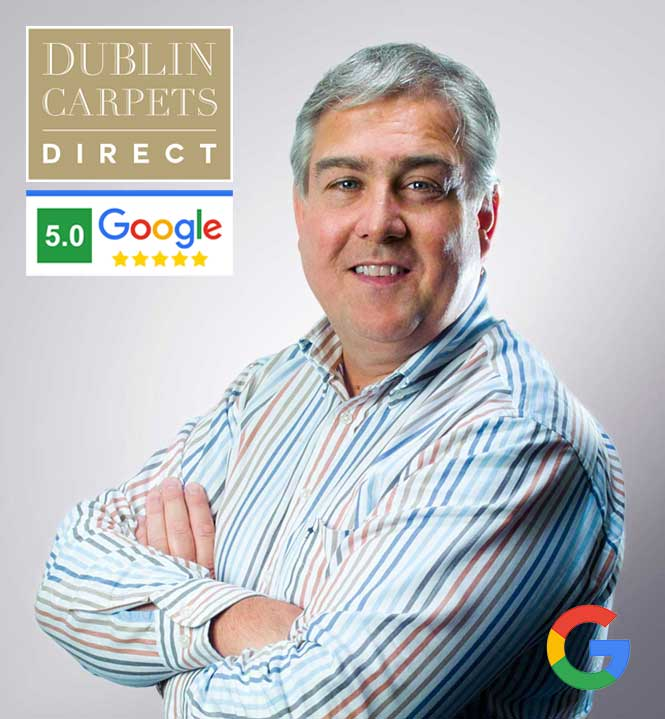 Carpets-Dublin-Company-Owner---Justin-O'Connor-5-Star-Google-Review